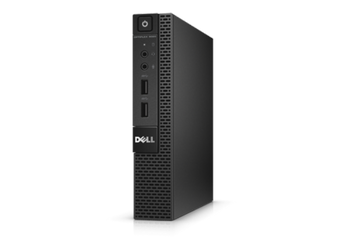 Dell Optiplex 9020 Business Micro - Intel i5 - 2.90GHz, 8GB RAM, 256GB SSD, Windows 10 Pro