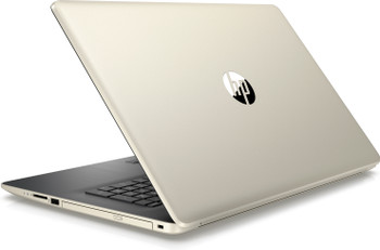 "HP 17-CA0061CL Laptop – AMD A9 – 3.10GHz, 4GB RAM, 2TB HDD, 17.3"" Touchscreen, Pale Gold"