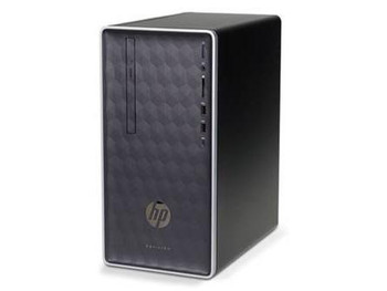 HP Pavilion 590-P0041C Tower, AMD Ryzen 5 – 3.60GHz, 8GB RAM, 2TB HD, Radeon Vega 11