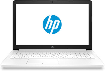 "HP Laptop 15-da0016cy - Intel i5, 8GB RAM, 16GB Optane, 1TB HDD, 15.6"" Touchscreen, Ceramic White"