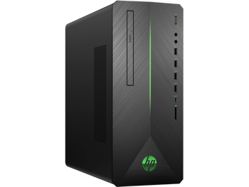 HP Pavilion Gaming Desktop 790-0045se - Intel i5, 16GB RAM, 16GB Optane, 1TB HDD, GeForce GTX 1050Ti 4GB
