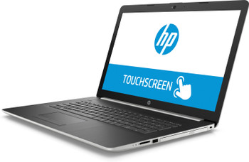 "HP Laptop 17-ca0062cl - AMD A9 - 3.10GHz, 4GB RAM, 2TB HDD, 17.3"" Touchscreen, Silver"