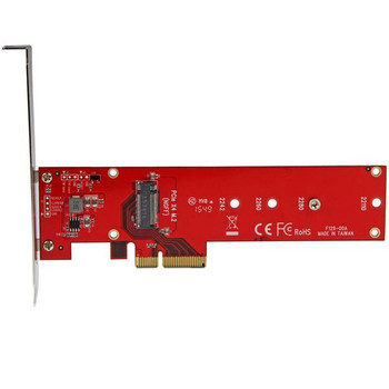 x4 PCI Express to M.2 PCIe SSD Adapter