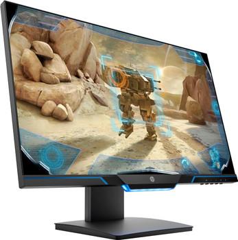 "HP 25mx 24.5-inch Display LED display 62.2 cm (24.5"") Full HD Flat Black"
