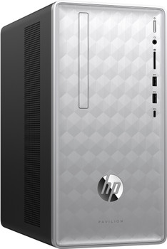 HP Pavilion Desktop 590-p0054 - Intel i3 - 3.60GHz, 8GB RAM, 1TB HDD, 128GB SSD