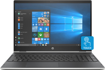 "HP Pavilion x360 15-cr0052od - Intel i7, 8GB RAM, 256GB SSD, 15.6"" Touchscreen, Silver"