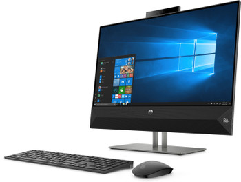 "HP Pavilion All-in-One 24-xa0055m - AMD Ryzen 7, 16GB RAM, 1TB HDD, 128GB SSD, 23.8"" Touchscreen, Black"