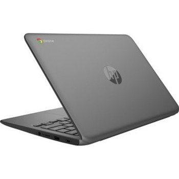 "HP Chromebook 11 G6 - 11.6"" HD Display - Intel Celeron, 4GB RAM, 16GB SSD, Gray"