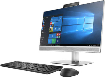 "HP EliteOne 800 G4 | 23.8"" AIO PC - Intel i5 - 3.00GHz, 8GB RAM, 128GB SSD, Windows 10 Pro"