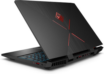 "HP Omen 15-DC0091CL Gaming Laptop – 15.6"" Display, Intel Core i7 - 2.20GHz, 8GB RAM, 1TB HD + 16GB Optane, Geforce GTX 1050Ti 4GB, Windows 10, Black"