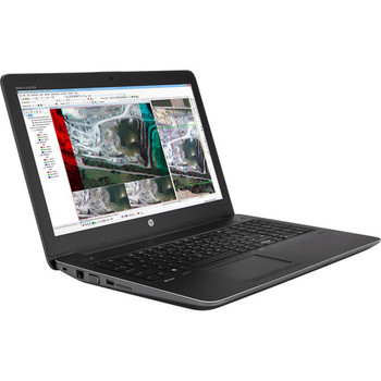 "HP ZBook 15 G3 – 15.6"" WorkStation - Intel i7 - 2.70GHz, 16GB RAM, 512GB SSD, FirePro 5170M 2GB, Windows 10 Pro"