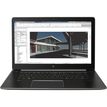 "HP ZBook Studio G4 – 15.6"" Display - Intel i7 - 2.90GHz, 16GB RAM, 1TB SSD, Quadro M1200 4GB, Windows 10 Pro"