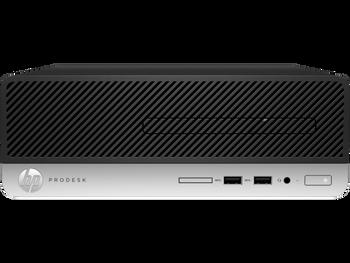 HP ProDesk 400 G5 SFF – Intel i3 – 3.60GHz, 8GB RAM, 128GB SSD, Windows 10 Pro 64