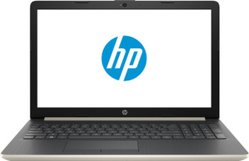 "HP Laptop 15-db0011ds - 15.6"" Display, AMD A4 - 2.30GHz, 4GB RAM, 1TB HDD, Pale Gold"