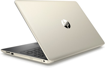 "HP Laptop 15-da0013cy - 15.6"" Touch, Intel i5, 8GB RAM, 16GB Optane, 1TB HDD, Pale Gold"