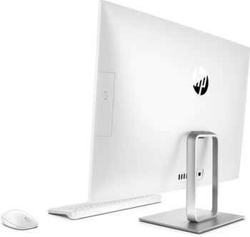 "HP Pavilion All-in-One 27-r039 - 27"" Touch, Intel i5 - 2.40GHz, 8GB RAM, 16GB Optane, 1TB HDD, White"