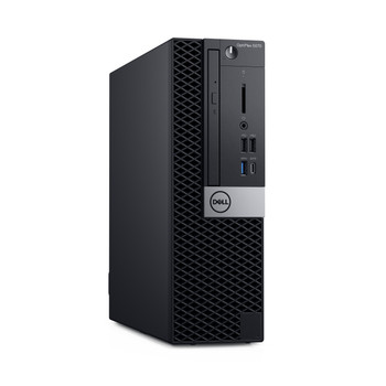 Dell Optiplex 5070 SFF - Intel i7 9700, 8GB RAM, 1TB HDD, Windows 10 Pro