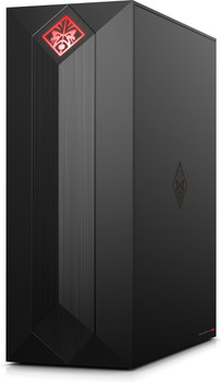 HP Omen 875-0014 Obelisk PC – Intel i7 8700 – 3.20GHz, 16GB RAM, 1TB HDD + 256GB SSD, GeForce GTX1060 3GB