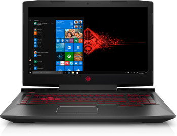 "HP OMEN Laptop 17-an179wm - 17.3"" Display, Intel i7, 16GB RAM, 256GB SSD, 1TB HD, GeForce GTX 1070 8GB"