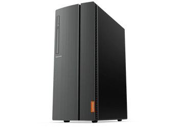 Lenovo IdeaCentre 510A Tower Computer – AMD A12 X4 - 3.80GHz - 12GB RAM - 1TB HDD - Windows 10 Home