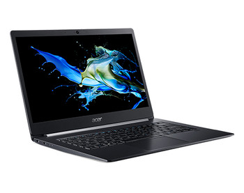 "Acer Travelmate X514 Pro Notebook - 14"" Touch, Intel i7 8565, 16GB RAM, 512GB SSD, Windows 10"