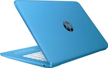 "HP Stream Laptop 14-cb111wm - 14"" Display, Intel N4000, 4GB RAM, 32GB SSD, Office 365 1 Yr, Blue"