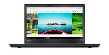 "Lenovo ThinkPad T470 - Intel Core i5 - 2.40GHz, 8GB RAM, 256GB SSD, 14"" Display, Office 365 1Yr, Windows 10 Pro 64"