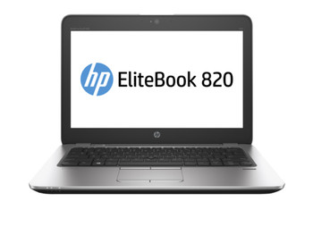 "HP EliteBook 820 G3 Notebook - 12.5"" Display, Intel i5 - 2.40GHz, 8GB RAM, 256GB SSD, Windows 10 Pro"