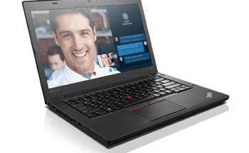 "Lenovo ThinkPad T460 Notebook - 14"" Touchscreen, Intel i5 - 2.30GHz, 8GB RAM, 256GB SSD, Windows 10 Pro"