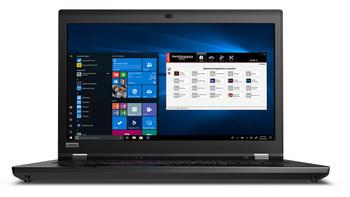 """Lenovo ThinkPad P73 - Intel i7, 16GB RAM, 512GB SSD, Quadro RTX 3000 6GB, 17.3"""" Display, Windows 10 Pro, 20QR000NUS"""