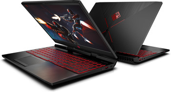 "HP Omen 15-DC0011NR Gaming Laptop – 15.6"" Display, Intel Core i5 - 2.30GHz, 8GB RAM, 1TB HD + 16GB Optane, GTX 1060 3GB, Windows 10, Black"