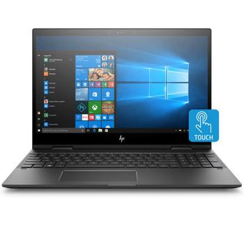 "HP ENVY x360 Convertible 15-cp0008ca - AMD Ryzen 5 - 2.00GHz, 8GB RAM, 1TB HDD, 15.6"" Touchscreen"