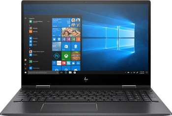 "HP ENVY x360 Convertible 15m-ds0012dx - 15.6"" Touch, Ryzen 7 - 2.30GHz, 8GB RAM, 256GB SSD, Nightfall Black"