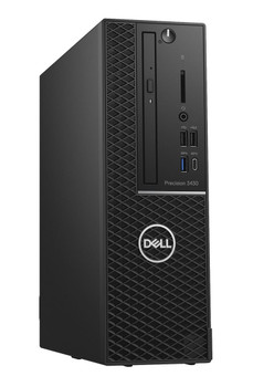 Dell Precision 3431 SFF - Intel i7 9700 16GB RAM 256G SSD Windows 10 Pro