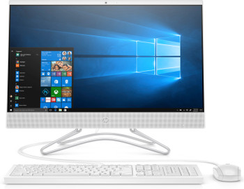 "HP All-in-One 24-f0020 - 23.8"" AIO PC, AMD A9 - 3.10GHz, 8GB RAM, 1TB HDD, White"