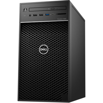 Dell Precision Tower 3630 - Intel i7 9700, 16GB RAM, 256GB SSD, Quadro P2200 5GB, Windows 10 Pro