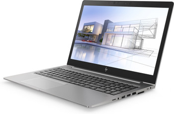 "HP ZBook 15U G5 WorkStation | Intel i7 - 1.90GHz, 8GB RAM, 256GB SSD, FirePro WX 3100 2GB, 15.6"" Touchscreen, Windows 10 Pro"