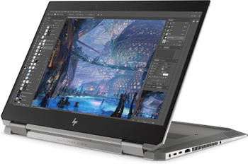 "HP ZBook X360 Studio G5 WorkStation | Intel i5 - 2.30GHz, 8GB RAM, 256GB SSD, Quadro P1000 4GB, 15.6"" Touchscreen, Windows 10 Pro"