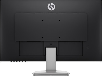 "HP 27q 27"" 2560 x 1440 Quad HD LED Flat Matt Black, Silver Computer Monitor"