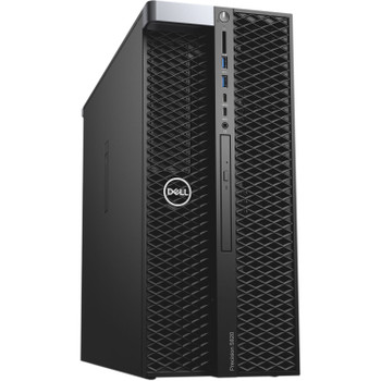 Dell Precision Tower 5820 Tower - Intel Xeon W2123, 16GB RAM, 256GB SSD, Quadro RTX 4000 8GB, Windows 10 Pro