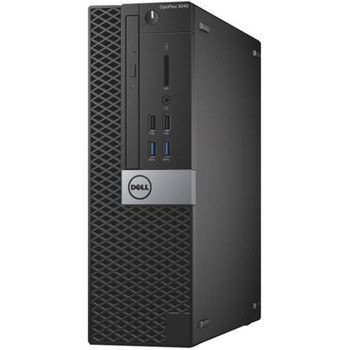 Dell Optiplex 3040 SFF Business PC - Intel i5 - 3.20GHz, 16GB RAM, 256GB SSD, Windows 10 Pro