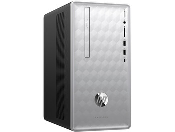 HP Pavilion Desktop 590-p0127c - Intel i3 - 3.60GHz, 4GB RAM, 16GB Optane, 1TB HDD