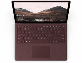 "Microsoft Surface Laptop 2 | Intel i7, 16GB RAM, 512GB SSD, 13.5"" Touchscreen, Windows 10 Home, Burgundy"