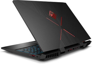 "HP Omen 15-DC1088NR Gaming Laptop – 15.6"" 144Hz Display, Intel Core i7 - 2.60GHz, 16GB RAM, 1TB HD + 256GB SSD, GTX 2060 6GB, Windows 10, Black"