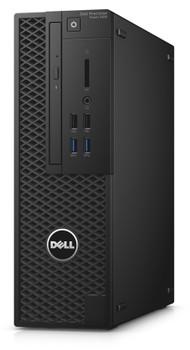 Dell Precision T3420 SFF Workstation | Intel Core i3 - 3.70GHz, 8GB RAM, 500GB HDD, Windows 10 Pro