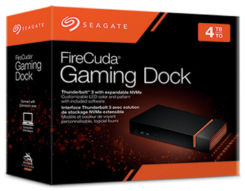 Seagate FireCuda STJF4000400 internal hard drive 4TB