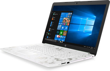 "HP 15-DB1005CY Laptop – AMD Ryzen 5 – 2.10GHz, 8GB RAM, 1TB HDD, 15.6"" Display, Ceramic White"