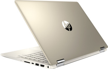 "HP Pavilion x360 Convertible 14m-dh0003dx - 14"" Touch, Intel i5, 8GB RAM, 128GB SSD, Gold"