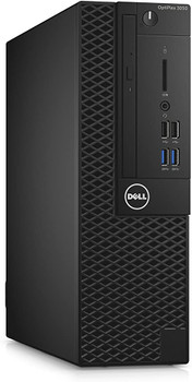 Dell Optiplex 3050 Business SFF - Intel i5 - 3.20GHz, 8GB RAM, 256GB SSD, Windows 10 Pro