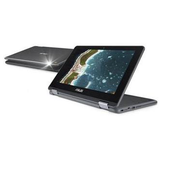 "Asus 11.6"" Touchscreen Intel N4000 4GB 32GB Chrome OS - C214MAYS02T"